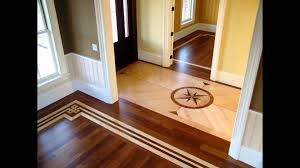 Hardwood Floor Patterns Interesting WOOD FLOOR DESIGNS YouTube