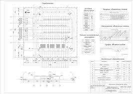 Организация строительства ППР ОСП ТОСП курсовые и дипломные  Курсовой проект Проектирование организации и управления строительством отдельного потока