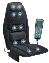 chair with lumbar support. Heated Cushion Seat Chair With Lumbar Support