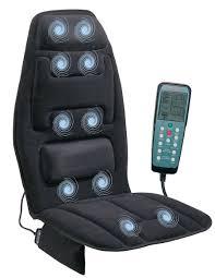 heated cushion seat