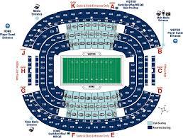 Ou Texas Stadium Seating Chart 48 Exact At7t Stadium Seating Chart