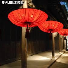 chinese style lighting. New Arrival Marine Fitting Small Fabric Chinese Style Lanterns Flying Saucer Lantern Pendant Light Dia 60cm Lighting W