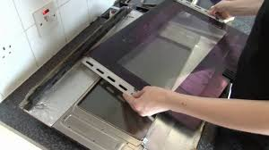 good oven door glass how to clean and replace the in a smeg cooker you
