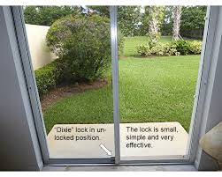 the simplest and most effective sliding patio door lock jeff