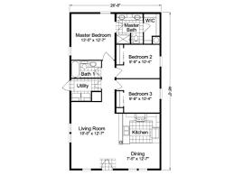 Palm Harbor Mobile Home Floor Plans Beautiful Double Wide Floor Plans 2  Bedroom 3 Bedroom 2 Bath Floor Plans