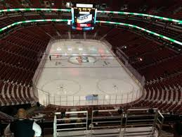 Anaheim Ducks Arena Seating Chart Honda Center Section 423 Row H Seat 9 Home Of Anaheim