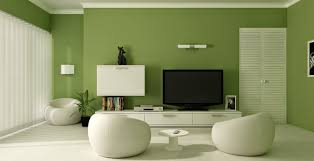 wall paint colors. Green Wall Paint Color For Small Living Room With Tv Above Modern Cabinet  Furniture And Latest Chairs Decorating Also Using White Floor Tiles Colours Wall Paint Colors