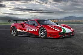 Ferrari 488 gte evo debuts at fiorano aiming for victory at le mans. Ferrari 488 Gt3 Evo 2020