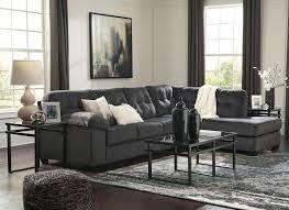 accrington granite laf sofa raf corner chaise sectional laney table set