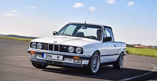 The BMW Pickup Truck