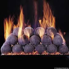 fireball uniform refractory ceramic set woodlanddirect com log sets gas rasmussen