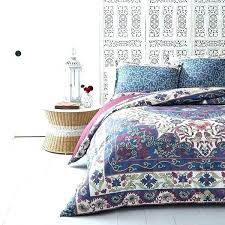 bohemian duvet covers south africa bedroom