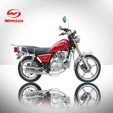 classic style of wj suzuki gs125cc chopper cruiser motorcycle