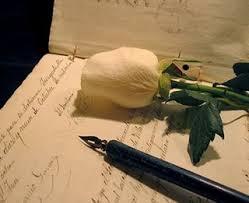 Resultado de imagen para poetas escribiendo