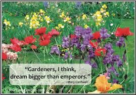 inspiring gardening quotes and sayings by famous authors home mary cantwell