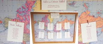 World Map Wedding Seating Chart World Map Table Plan Midway Media