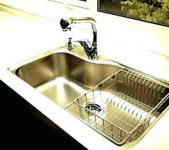 sink dish racks drying rack kitchen 3 colors bowl small in drainer side d