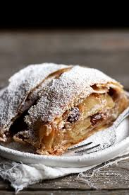 How To Make Homemade Apple Strudel Little Vienna
