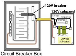 115 volt wiring diagrams not lossing wiring diagram • how to change 120 volt subpanel to 240 volt subpanel rh waterheatertimer org 120 volt wiring diagram 120 volt motor wiring diagram