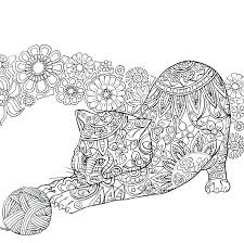 kittens coloring pages packed with puppies and kitten cute kitty color kittens