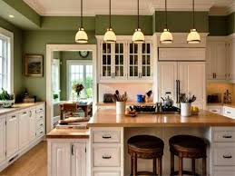 Innovative Painting Kitchen Cabinets Cream With Simple Painting