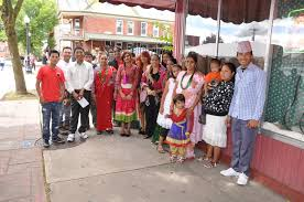 starting over ese i refugees in utica ny himalaya  a multi family group of ese i refugees participated in the asian folk hour