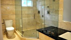 glass shower door how to clean doors hard water stains