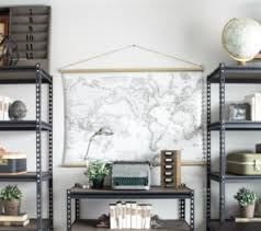 cheap office shelving. How To Style Industrial Shelves On The Cheap Office Shelving G