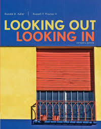 Looking Out Looking In Ebook Rental Products Ebook Pdf Books