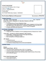 13 Best Resume Images On Pinterest Sample Resume Cv Template And
