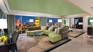 Las Vegas Hotels With 2 Bedroom Suites Two Bedroom Tower Suite The Mirage