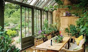 Small Picture Anatomy of a Room Inside a Dreamy Conservatory Indoor outdoor