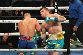 Highlights! Canelo Alvarez finishes Billy Joe Saunders in the eighth to win  WBO title - MMAmania.com