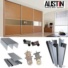 sliding wardrobe door track kits saudireiki