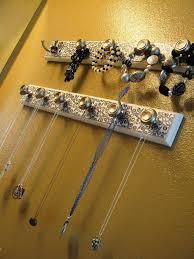 Jewelry Wall Organizer The Very Amazing Wall Jewelry Organizer Designs Ideas