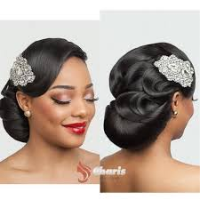 Coiffure Mariage Africaine 2019