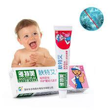 Baby Children Herbal Antibacterial Skin Itch Creams Skin Allergy ...