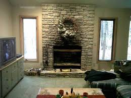 gallery pictures for fake stone fireplace ideas mantel installing