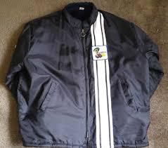 vintage style ford mustang cobra stripe jacket