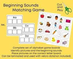 Writing and alphabet worksheets, a phonics workbook series and clipart. Preschool Worksheets Phonics Worksheets Beginning Sounds Etsy