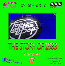 Uk Charts 1983 The Story Of 1983