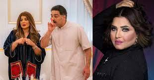 """إلهام الفضالة وصدمة زواجها من شهاب جوهر بعد أن سرقته من زوجته.. وهيا  الشعيبي """"عقرب رمل""""!"""