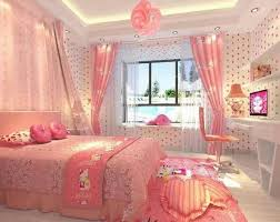 bedrooms for girls hello kitty. Simple Bedrooms Hello Kitty Theme Teenage Girl Bedroom Ideas Intended Bedrooms For Girls O