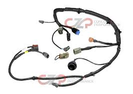 wiring specialties alternator to transmission harness automatic at alternator plug replacement at Alternator Wiring Harness