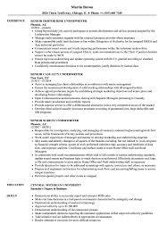 Underwriter Senior Resume Samples Velvet Jobs