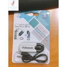 USB bluetooth HJX 001 Biến Loa Thường Thành Loa Bluetooth