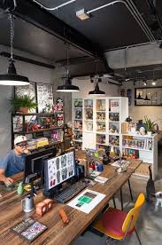 Industrial Office Design Mesmerizing The Perfect Office Pendant Lighting Studio And Pendants