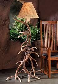 Diy Wood Floor Lamp Diy Tree Branch Floor Lamp Floor Decoration