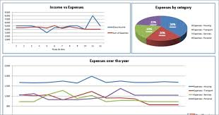 Budget Layout Excel Personal Budget Spreadsheet For Your Family Expenses Excel