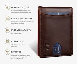 Design We Wallets Serman Brands Wallets Combine The Best Of Traditional And